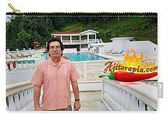 Hacienda Bajo Las Estrellas Carry-all Pouch