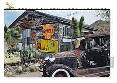 Hackberry Route 66 Auto Carry-all Pouch