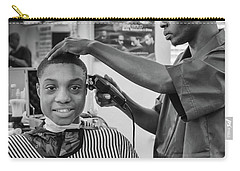 Haircut At Joe's Carry-all Pouch