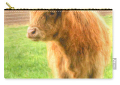 Hairy Coos Carry-all Pouch