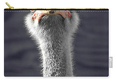 Hairy Fuzzball Carry-all Pouch