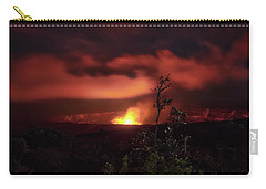 Halemaumau Crater Carry-all Pouch