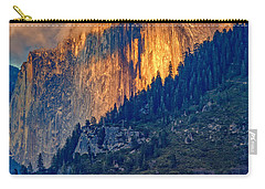 Half Dome Ablaze Carry-all Pouch