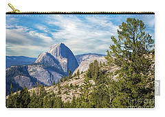 Half Dome And Olmstead Point Carry-all Pouch