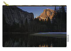 Half Dome, Twilight Carry-all Pouch