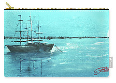 Half Moon Harbor Carry-all Pouch