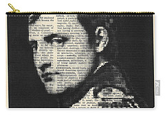 halftone Napoleon  Carry-all Pouch
