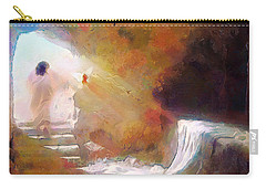 Hallelujah, He Is Risen Carry-all Pouch