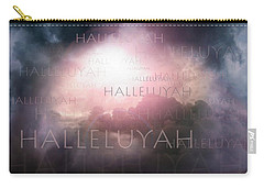 Halleluyah Carry-all Pouch by Bill Stephens