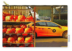Halloween In New York  Carry-all Pouch