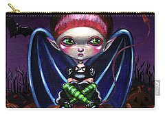 Halloween Little Devil Carry-all Pouch
