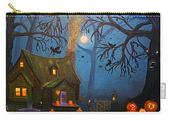 Halloween Night Carry-all Pouch