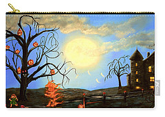 Halloween Night Two Carry-all Pouch