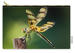 Halloween Pennant #1 Carry-all Pouch