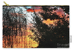 Halloween Sunrise 2015 Carry-all Pouch