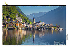 Hallstatt Reflections Carry-all Pouch