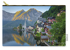 Hallstatt Sunrise Carry-all Pouch