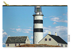 Halten Lighthouse Carry-all Pouch