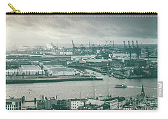 Hamburg Port  Carry-all Pouch