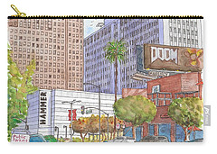 Hammer Museum In Westwood, California Carry-all Pouch