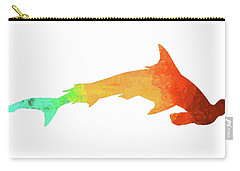 Hammerhead Shark Carry-all Pouch