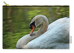 Hammy Swan Carry-all Pouch