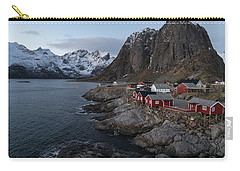 Hamnoy In Lofoten Carry-all Pouch