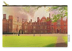 Hampton Court Palace Panorama Carry-all Pouch