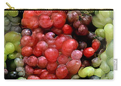 Han Solo In Grapes Carry-all Pouch by Paul Van Scott