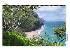 Hanakapiai Beach Carry-all Pouch
