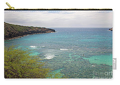 Hanauma Bay 2 Carry-all Pouch