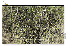 Hand Of God Apple Tree Poster Carry-all Pouch