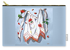 Handkerchief Apron Carry-all Pouch