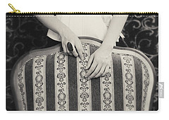 Carry-all Pouch featuring the photograph Hands #2203 by Andrey  Godyaykin