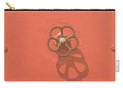 Handwheel - Orange Carry-all Pouch
