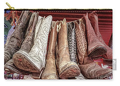 Hangin' Boots Carry-all Pouch