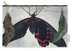 Hanging Around Carry-all Pouch