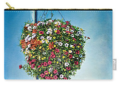 Hanging Basket Carry-all Pouch