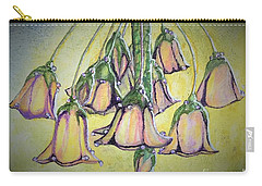 Hanging Bell Flower Carry-all Pouch