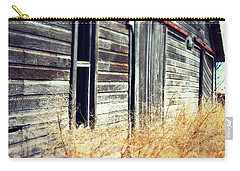 Hanging By A Bolt Carry-all Pouch by Julie Hamilton