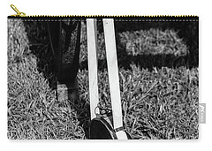 Carry-all Pouch featuring the photograph Hanging Canteen by Doug Camara