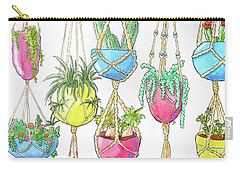 Hanging Garden Carry-all Pouch
