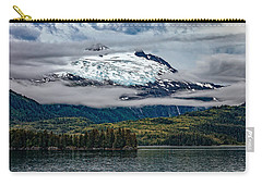 Hanging Glacier Carry-all Pouch
