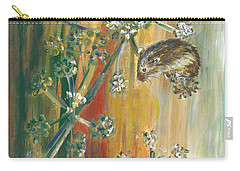 Hanging On - Painting Carry-all Pouch