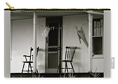Hanging Out On The Porch Carry-all Pouch
