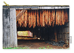 Hanging Tobacco Carry-all Pouch by James Kirkikis