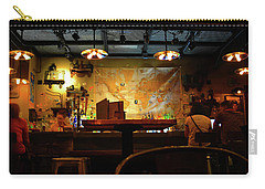 Carry-all Pouch featuring the photograph Hanging With Jock by David Lee Thompson