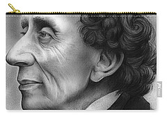 Hans Christian Andersen Carry-all Pouch