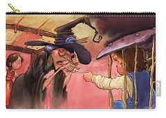 Hansel And Gretel Carry-all Pouch by Andy Catling