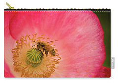 Happy Bee Carry-all Pouch